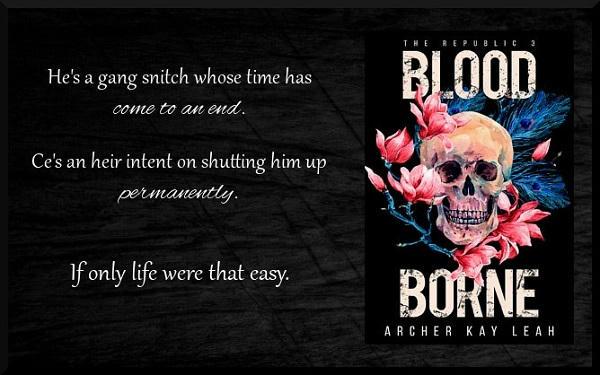Archer Kay Leigh - Blood Borne Teaser