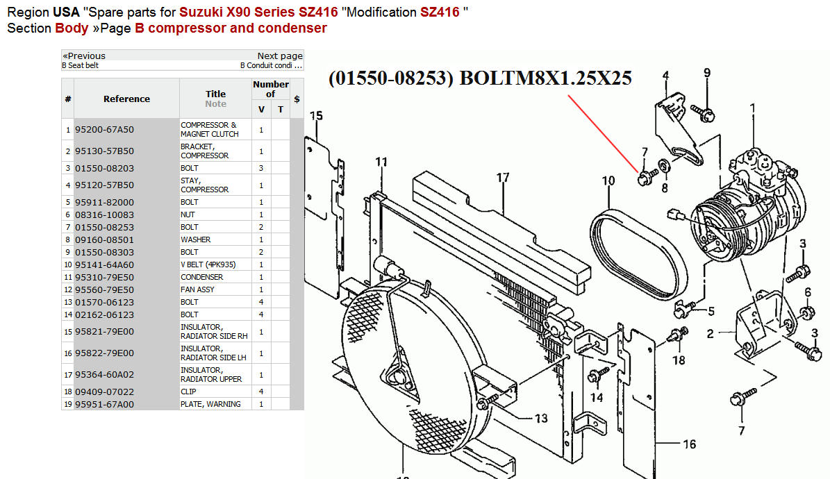2001 Chevy Tracker Ke Parts Diagram. Chevy. Auto Wiring