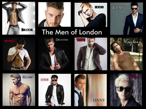 Susan Mac nicol - Men of London Characters