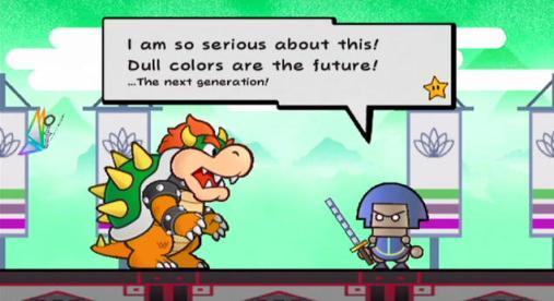 Paper Mario - TICGN