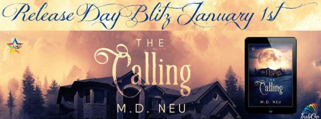 M.D. Neu - The Calling Banner