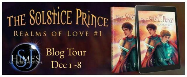 S.J. Himes - Solstice Prince Tour Banner