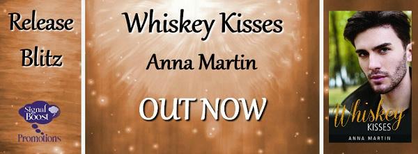 Anna Martin - Whiskey Kisses RBBanner