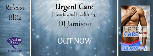 D.J. Jamison - Urgent RB Banner