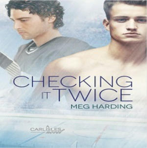 Meg Harding - Checking It Twice Square