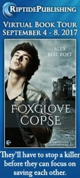 Alex Beecroft - Foxglove Copse Badge