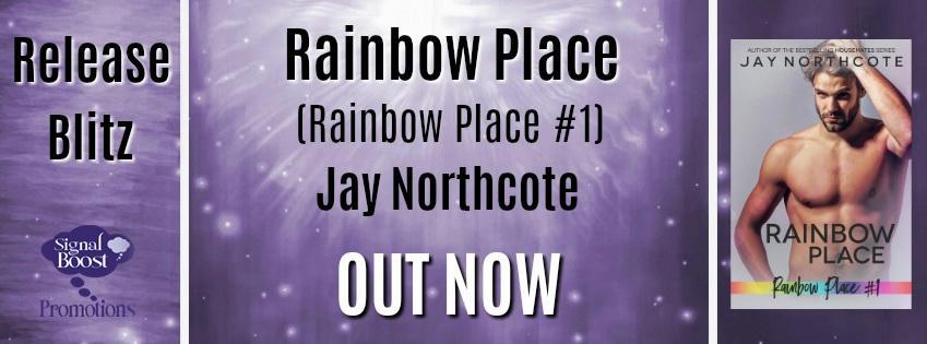 Jay Northcote - Rainbow Place RBBAnner