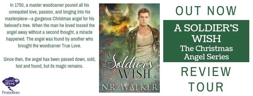 NR Walker - A Soldier's Wish RTBanner