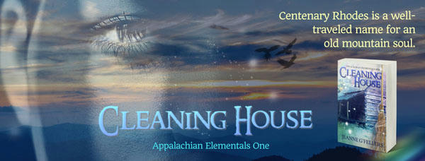 Jeanne G'Fellers - Cleaning House BANNER Old Soul