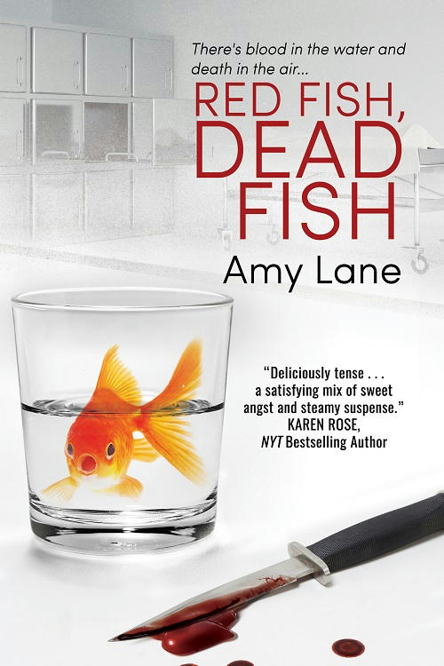 Amy Lane - Red Fish, Dead Fish Cover