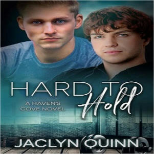 Jaclyn Quinn - Hard to Hold Square