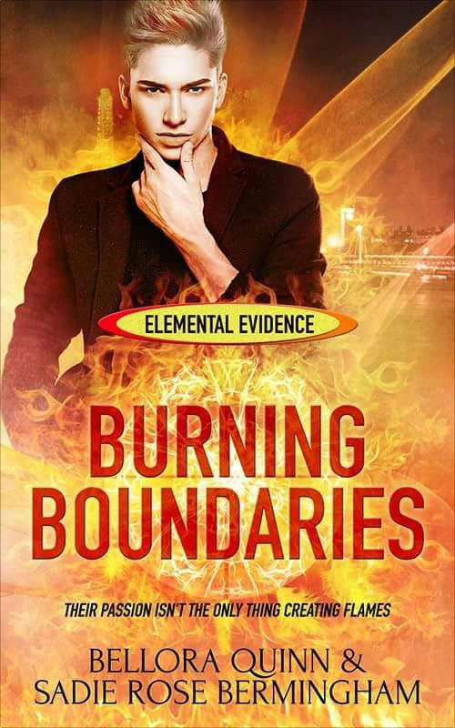 Bellora Quinn and Sadie Rose Bermingham - Burning Boundaries Cover