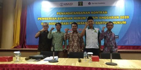 LBH Ansor Jateng Tahun Ini Fokus Genjot Pembentukan Desa Sadar Hukum