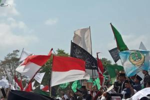 Kembali, HSN 2019 Kota Tasik Diusik Berkibarnya Bendera HTI