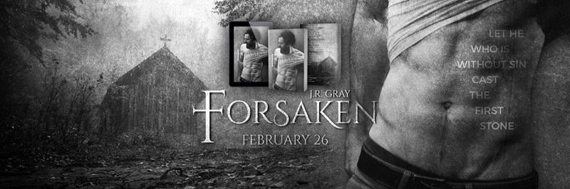 J.R. Gray - Forsaken Banner