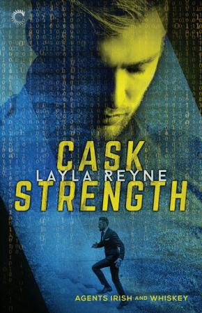 Layla Reyne - Cask Strength Cover