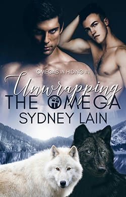 Sydney Lain - Unwrapping the Omega Cover