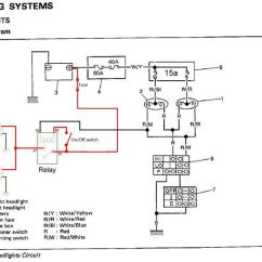 Headlight Wiring Diagram Electron Dot Of Nh3 08 Sierra 34
