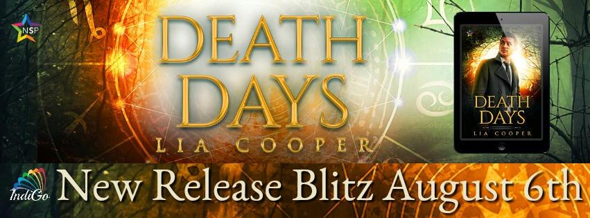 Lia Cooper - Death Days RB Banner