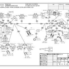 Bms System Wiring Diagram 2001 Dodge Ram Trailer Avenger 150 Utv Complete Set