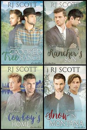 R.J. Scott - Montana Series s
