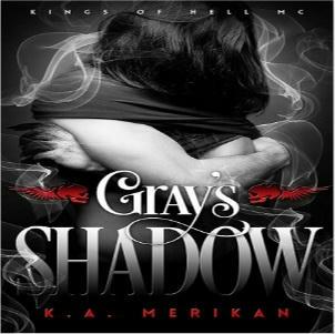 K.A. Merikan - Gray's Shadow Square
