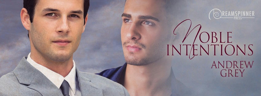 Andrew Grey - Noble Intentions Banner