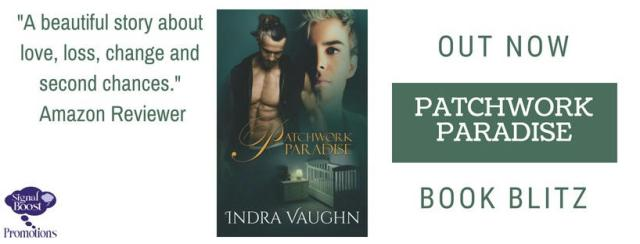 Indra Vaughn - Patchwork Paradise BBBanner