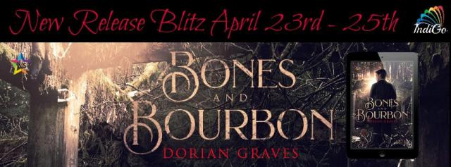 Dorian Graves - Bones and Bourbon Banner