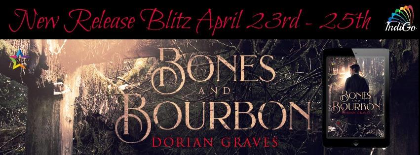 Dorian Graves - Bones and Bourbon Banner