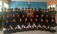 Rakor Pelajar NU PK Al Hikmah Lahirkan Kepengurusan Baru