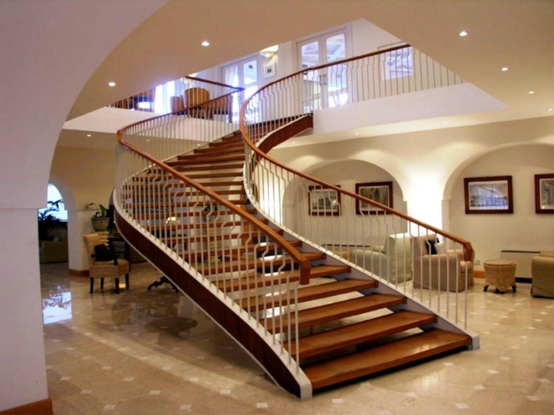 Contoh Tangga Rumah Model Mewah  Creo House