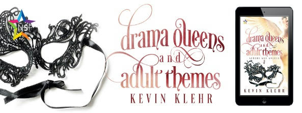 Kevin Klehr - Drama Queens and Adult Themes Banner