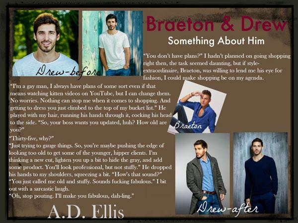 A.D. Ellis - Braeton & Drew Something About Him Teaser 02