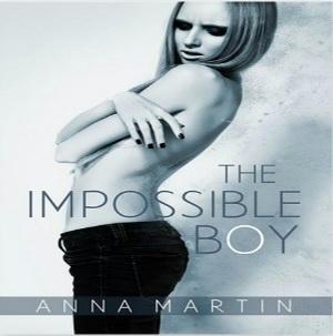 Anna Martin - The Impossible Boy Square