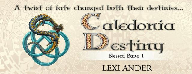 Lexi Ander - Caledonia Destiny Banner