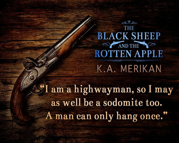 K.A. Merikan - Black Sheep Rotten Apple Teaser 2