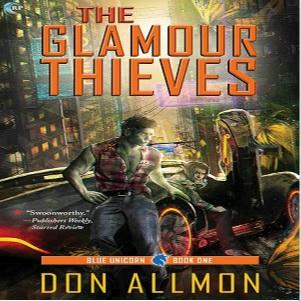 Don Allmon - Glamour Thieves Square