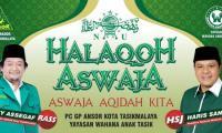 Yayasan Wahana Anak Tasik dan Ansor Gelar Halaqoh Penguatan Aswaja