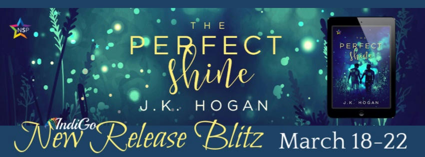 J.K. Hogan - The Perfect Shine RB Banner