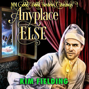 Kim Fielding - Anyplace Else Square gif