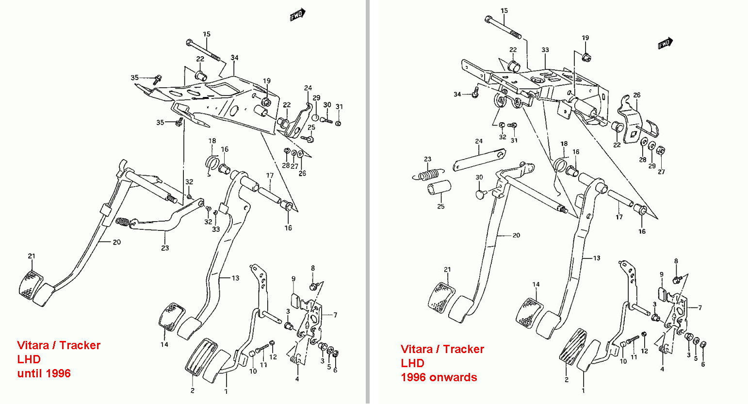 Parts Diagram 97 Grand Am 2 4, Parts, Free Engine Image