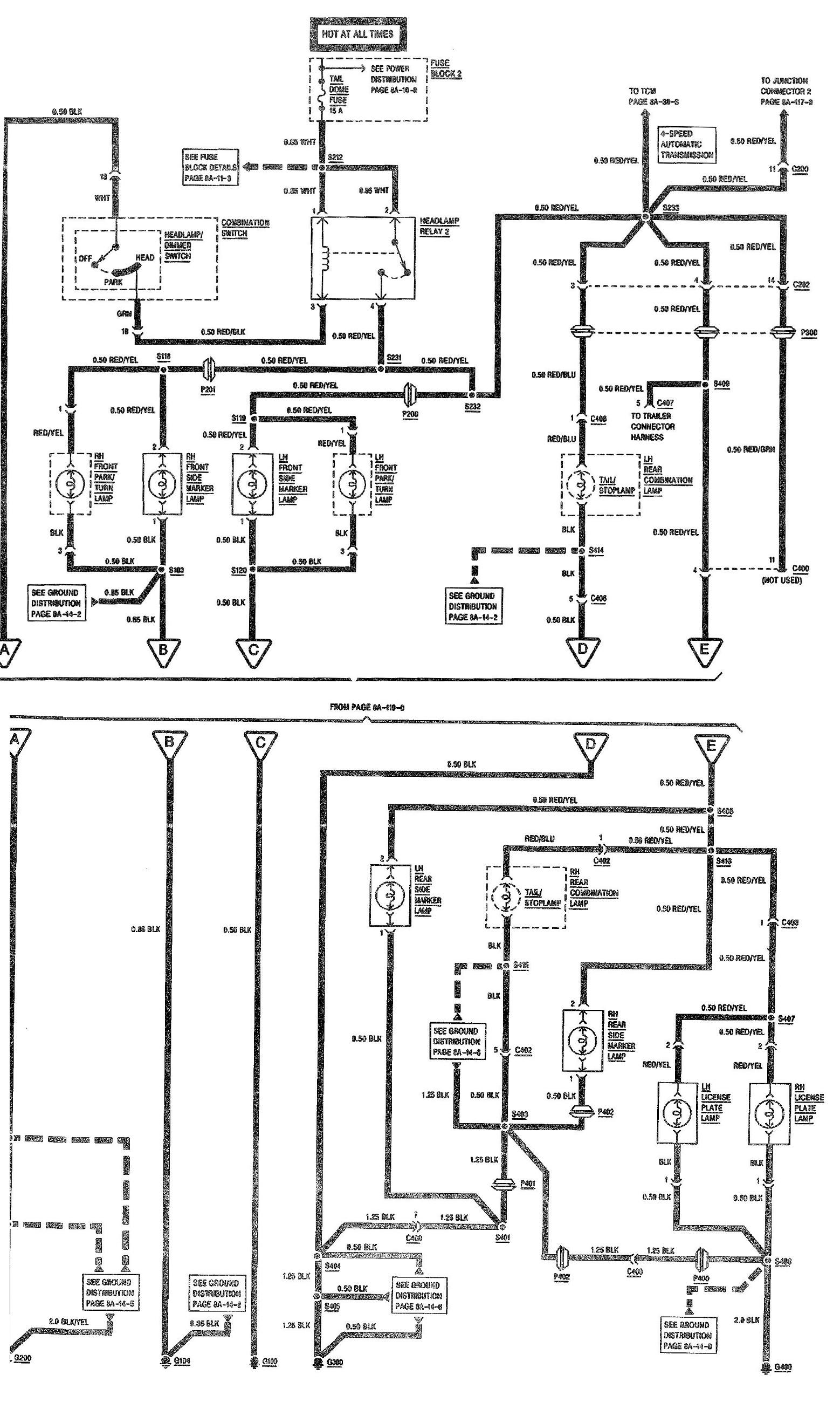 Ford P0720 - Auto Electrical Wiring Diagram
