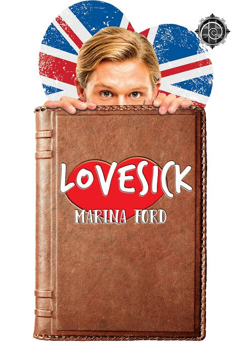 Marina Ford - Lovesick Cover