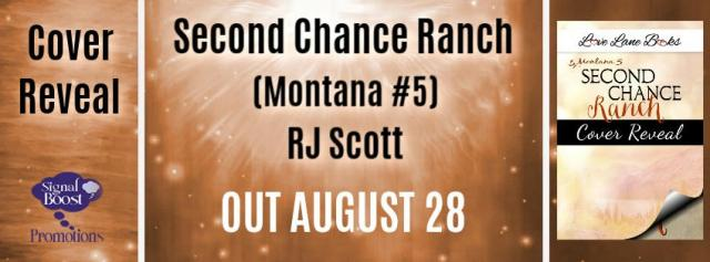 R.J. Scott - Second Chance Ranch Cover Reveal