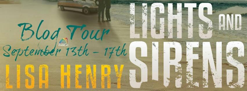 Lisa Henry - Lights and Sirens Banner
