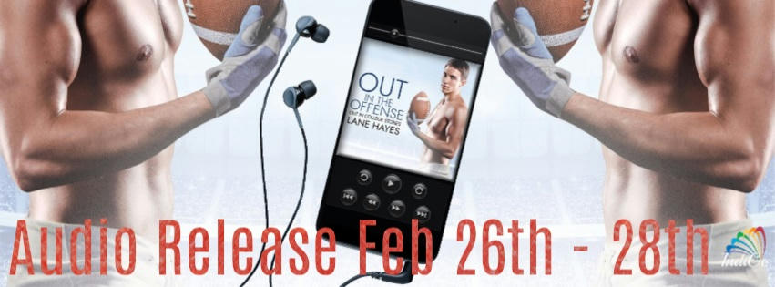 Lane Hayes - Out in the Offense Audio Banner