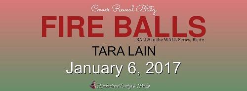 Tara Lain - Fire Balls CR Banner
