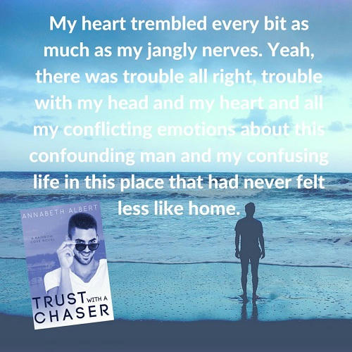 Annabeth Albert - Trust with a Chaser Teaser