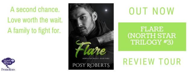 Posy Roberts - Flare RTBanner